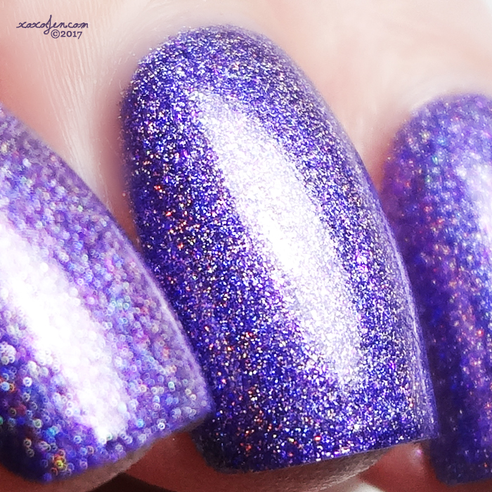 xoxoJen's swatch of Glisten & Glow Spirit of Chicago