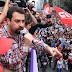 Menos de 10.000 defendendo o plano criminoso de poder na Paulista. É cansativo manter a farsa