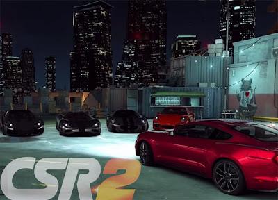 تحميل لعبة CSR Racing 2