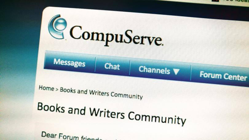 CompuServe Forums