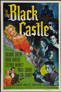 The Black Castle (1952) Poster