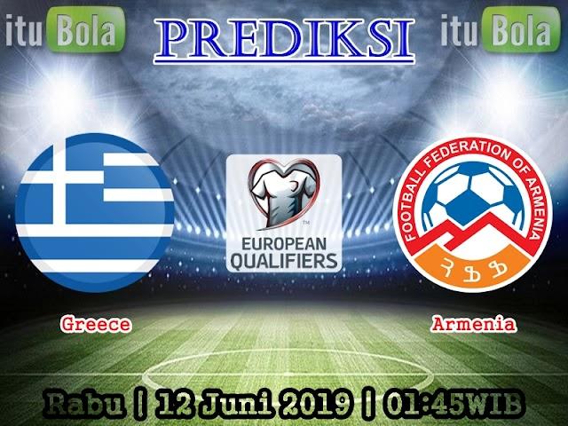 Prediksi Greece vs Armenia - ituBola