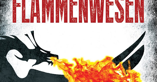 Coming Soon: Flammenwesen - mein 2. Tübingen-Thriller