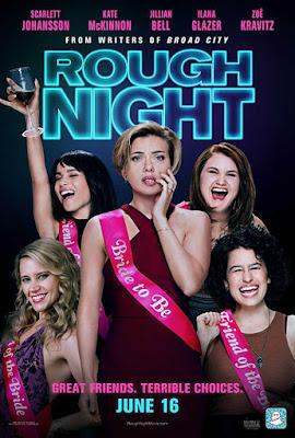 Screen Shots Rough Night 2017 English HD 720p