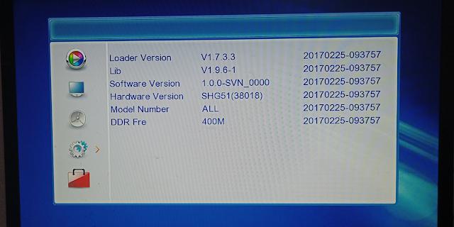 GXSS1B VER3.1  Screen Shot 1