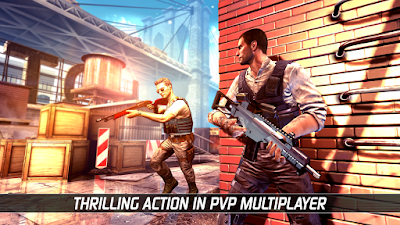 Tampilan Game Unkilled: Multiplayer Zombie Survival Shooter Game