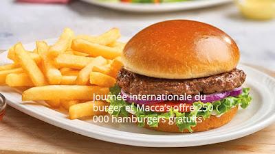 Journée internationale du burger