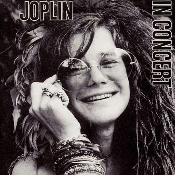 Janis Joplin - Joplin In Concert (1972, Blues Rock)