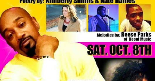 October Events with Kimberly Simms