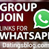 Whatsapp Dating Group Links | Hot Group For Singles And Married