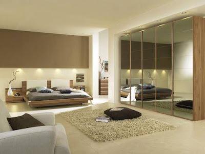 Desain Untuk Kamar Tidur Minimalis Apartemen