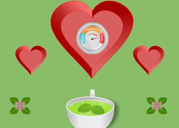 Receita Contra Pressão Alta: Chá de Sete Sangrias