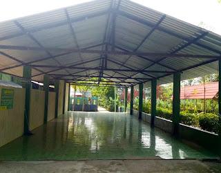 Saung Kantin RH Kapasitas 120 Orang, Biaya Kebersihan 100.000