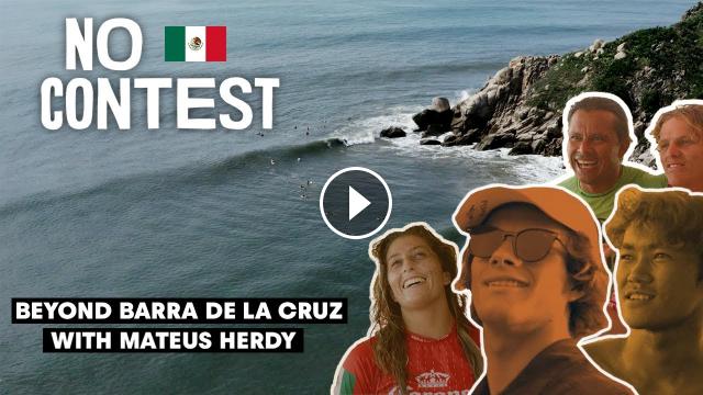 Inside Barra de la Cruz culture with Mateus Herdy NO CONTEST Mexico