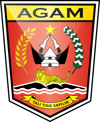 Lambang Kabupaten Agam Sumatera Barat %255B237desain.blogspot.com%255D