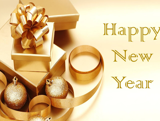 Happy New Year HD Gift Card Images