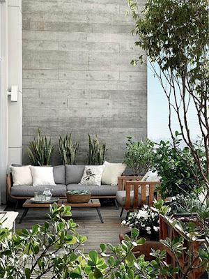 Gambar Balkon Minimalis Modern (Referensi Untuk Anda)