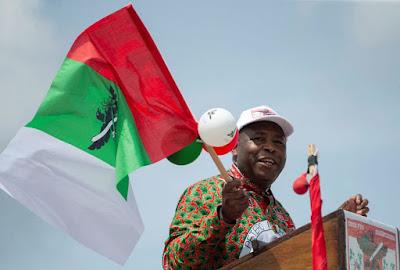 Burundi Presidential Election 2020