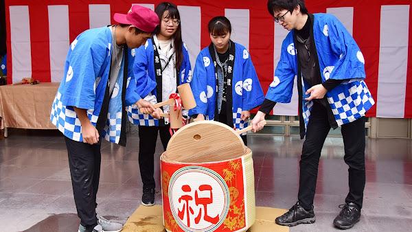 跟著明道大學偽出國 鏡開日體驗日本新年文化