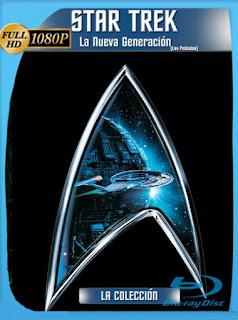 Star Trek: La Nueva Generación – Colección (1994-2002) HD [1080p] Latino [GoogleDrive] SilvestreHD