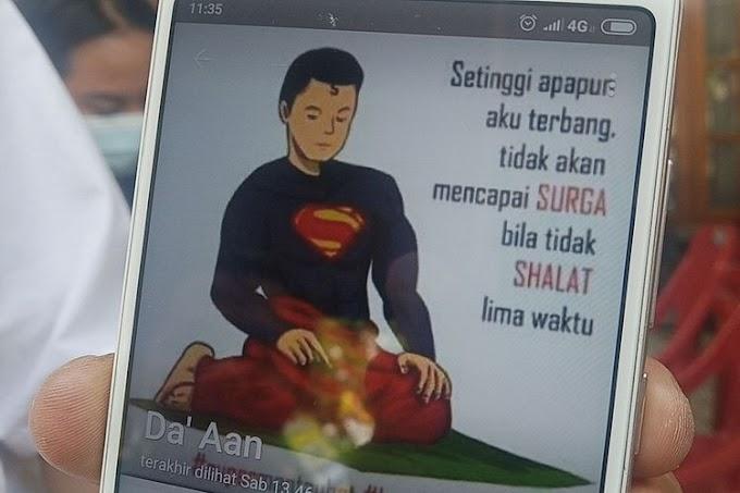 Unggahan Arie Untung Soal Status WhatsApp Kapten Afwan Viral di Medsos