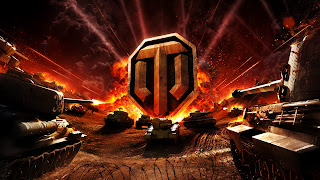 World of Tanks Online Explosion HD Wallpaper