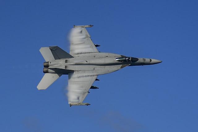 Navy Super Hornet Yeovilton
