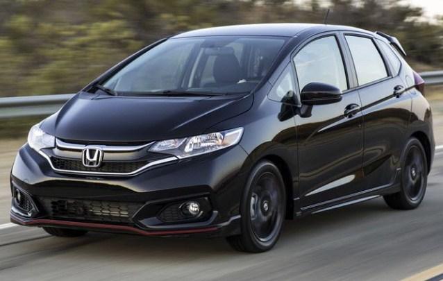 2020-Honda-Fit-black