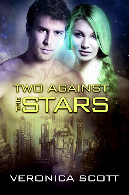 Two Against The Stars (A Sectors SF Romance)