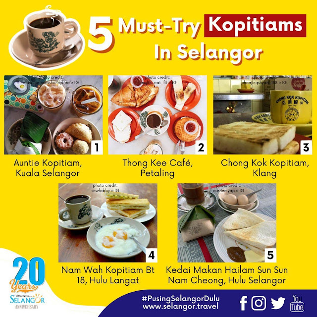 5 MUST-TRY KOPITIAMS IN SELANGOR! Get the Authentic Taste of Coffee and Classic Toast at These 5 Locations!