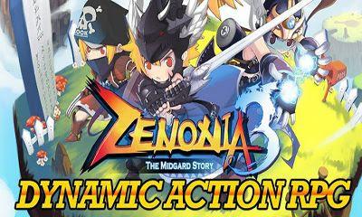 ZENONIA 3. The Midgard Story Mod Apk Download