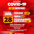 Jaguarari registra 11 novos casos de coronavírus nesta segunda-feira (08)