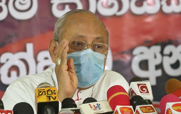 ஜனாதிபதி கோட்டா அதிகாரத்திற்கு வருவதற்கு ஆதரவு வழங்கவில்லை - கர்தினால்