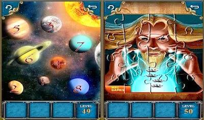 Best game app walkthrough: 100 Doors New Galaxy City Level 46 47 48