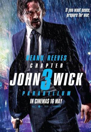 John Wick 3 [Latino] [OneDrive] [GoogleDrive] [Gratis] [HD]