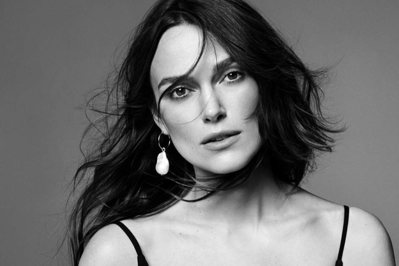 Cover Shoot: Keira Knightley for PORTER Edit March 2020
