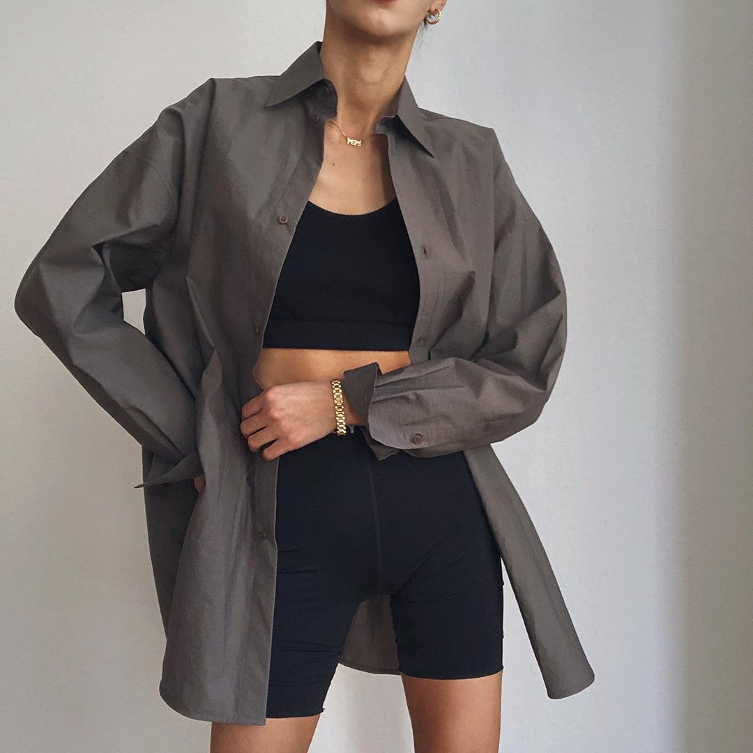 Shop the 15 Best Oversized Shirts for Layering