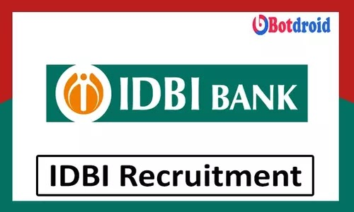 IDBI Bank Recruitment 2021 Apply online for Executive Vacancy, IDBI Bank Career