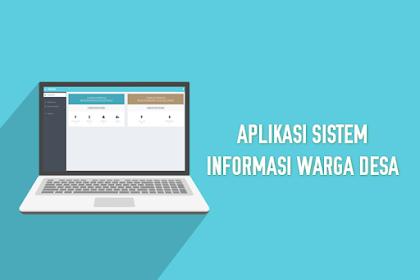 Aplikasi Sistem Informasi Warga Desa