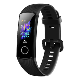 honor 5 smart band specifications