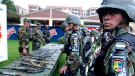 Ejército colombiano vive su peor crisis por casos de corrupción
