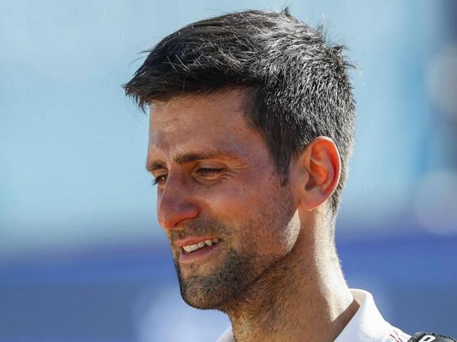 TENIS: Novak Djokovic dio positivo al Covid-19.