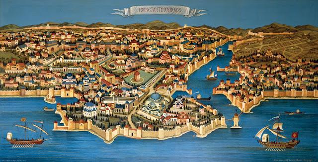 Η Κωνσταντινούπολη και η Θράκη