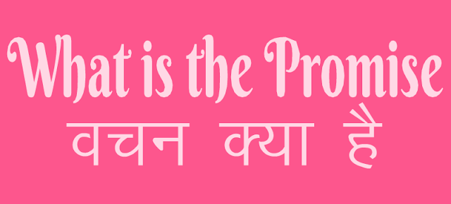 What is the promise