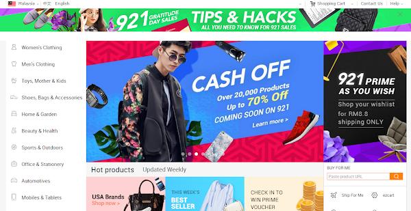 My Favorite Online Shopping Platform through Ezbuy!