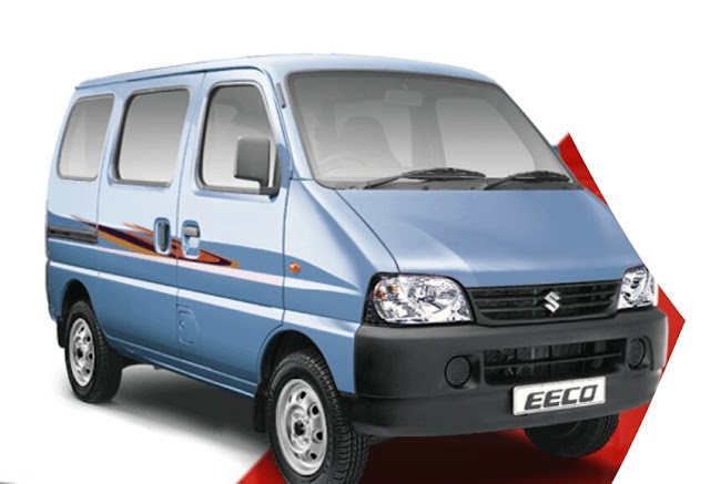 Maruti Suzuki Eeco come with CNG options.