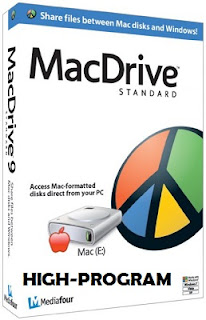Free Download Mediafour MacDrive Pro 10.5.4.9