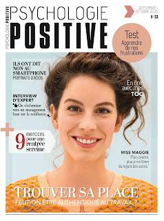 Pshocologie Positive n°33