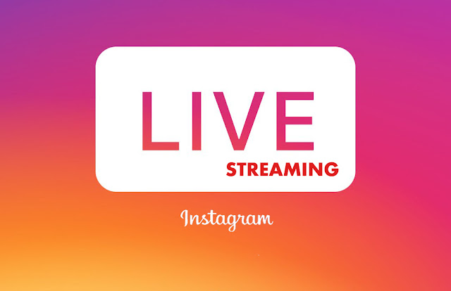 Ini Dia Cara Membuat Video Siaran langsung/Video Live Streaming di Instagram