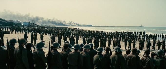 Dunkirk [2017] - Háborúzni mentem, Nolan!